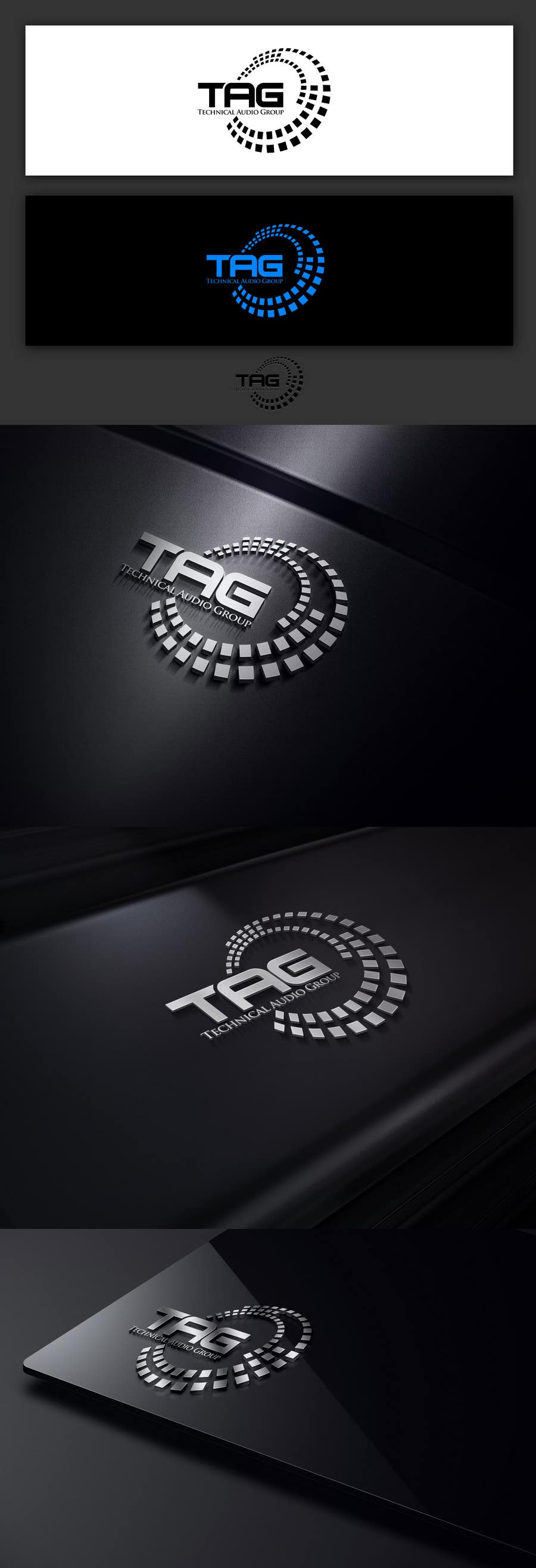 #84 for Logo Design for Technical Audio Group    TAG by maidenbrands