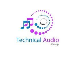 #171 para Logo Design for Technical Audio Group    TAG por tarek433302