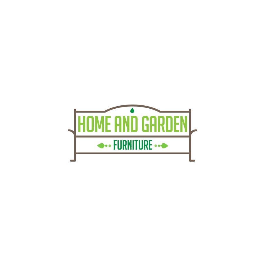 Entry 59 By Soycarola For Home Garden Furniture Logo Design