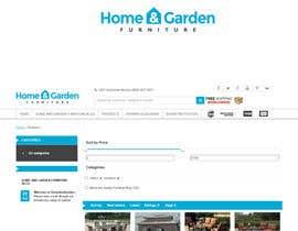 Nro 78 kilpailuun Home & Garden Furniture logo design käyttäjältä jonAtom008