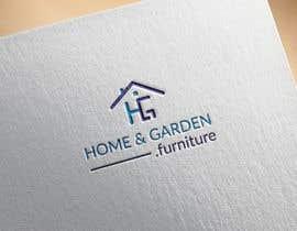 Nro 44 kilpailuun Home & Garden Furniture logo design käyttäjältä ajmir8930