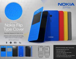 #105 for Design the Modern Version of the Nokia 3310 af ruelmontero