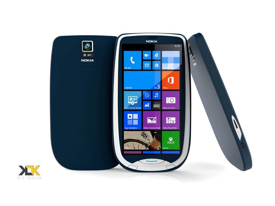 Konkurrenceindlæg #                                        53                                      for                                         Design the Modern Version of the Nokia 3310