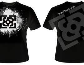 #54 para Design a T-Shirt for Skate Company por mehdikoris