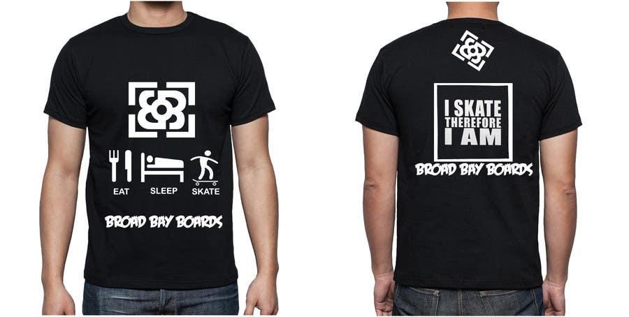 Inscrição nº                                         60                                      do Concurso para                                         Design a T-Shirt for Skate Company