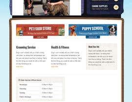#2 para Crear una plantilla Web para Wordpress Animal/Pet de tobiutchiha21