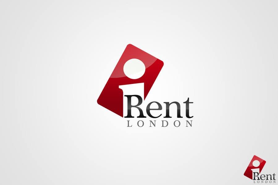Proposition n°                                        396                                      du concours                                         Logo Design for IRent London