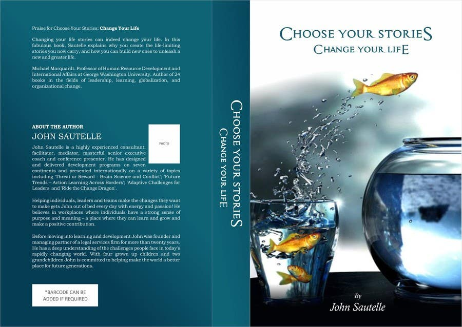 Science Book Cover Design Examples ~ Entry by kishan for book cover design choose your