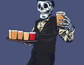 crayonscrayola tarafından Transform Waiters into happy skeletons! için no 6