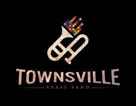 alienartist tarafından Design a Logo - Brass band için no 3