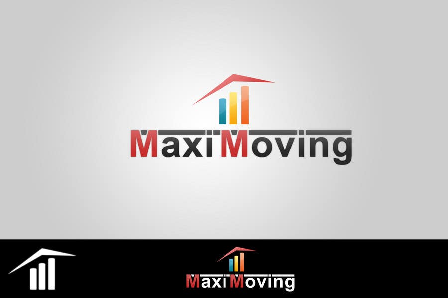 #146 for Logo Design for Maxi Moving by botix1