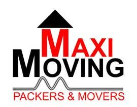 nº 386 pour Logo Design for Maxi Moving par vrd1941