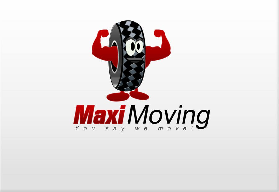 #232 for Logo Design for Maxi Moving by Balnazzar