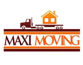 #304 para Logo Design for Maxi Moving de RGBlue