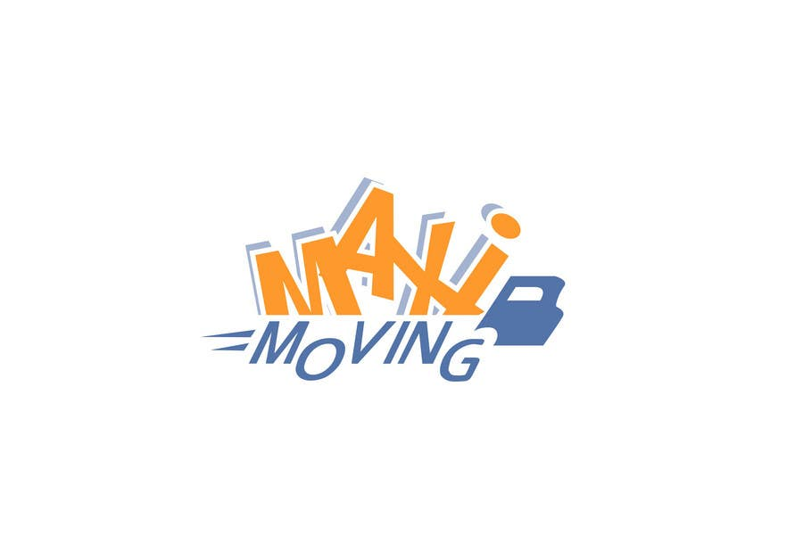 #199 for Logo Design for Maxi Moving by alesig