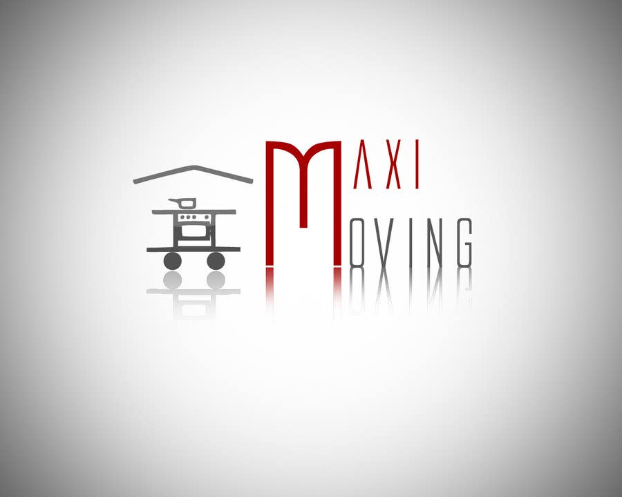 #117 for Logo Design for Maxi Moving by AdiaKhan