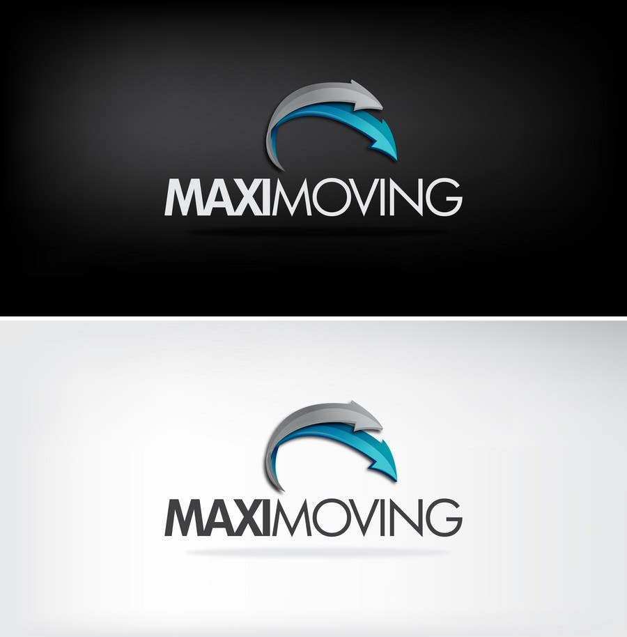 #142 for Logo Design for Maxi Moving by kirstenpeco