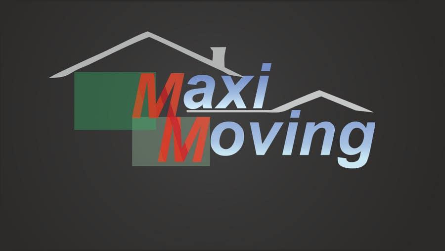 Participación en el concurso Nro.287 para Logo Design for Maxi Moving