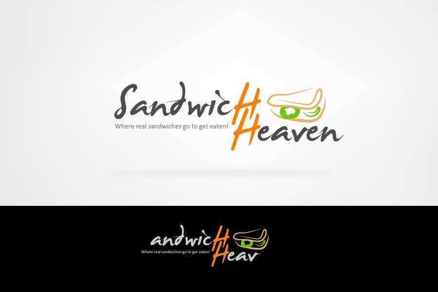 Penyertaan Peraduan #75 untuk Logo Design for SandwichHeaven