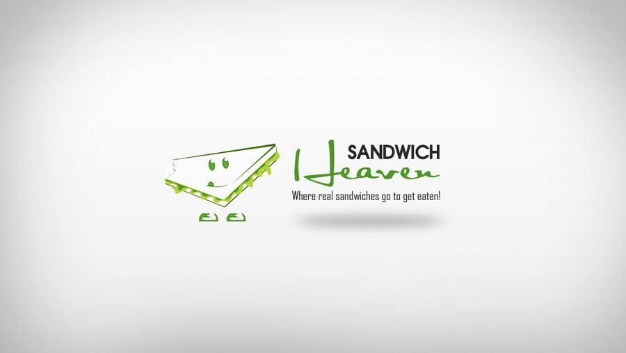 Bài tham dự cuộc thi #                                        12                                      cho                                         Logo Design for SandwichHeaven