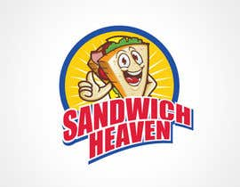 nº 99 pour Logo Design for SandwichHeaven par shirei
