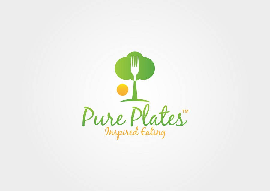 "Konkurrenceindlæg #187 for Logo Design for ""Pure Plates ... Inspired Eating"" (with trade mark bug)"