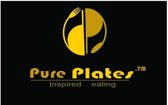 "Konkurrenceindlæg #393 for Logo Design for ""Pure Plates ... Inspired Eating"" (with trade mark bug)"
