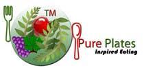 "Logo Design for ""Pure Plates ... Inspired Eating"" (with trade mark bug) için Graphic Design366 No.lu Yarışma Girdisi"