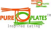 "Graphic Design Konkurrenceindlæg #285 for Logo Design for ""Pure Plates ... Inspired Eating"" (with trade mark bug)"