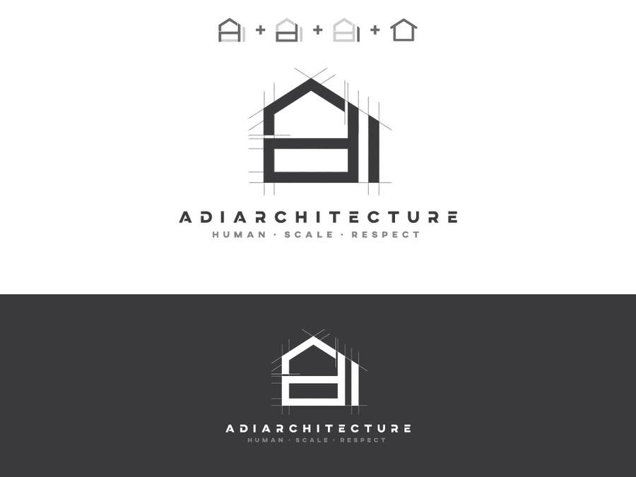 Superbe Contest Entry #42 For Design A Logo For Architecture Company   Sketch Style