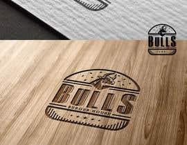 """#141 for Logo for a Burger Restaurant Startup named """"BULLS"""" by daebby"""