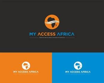 Image of                             Logo design for MYACCESSAFRICA.c...
