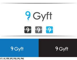 #8 untuk Design a Logo for GYFT oleh tolomeiucarles