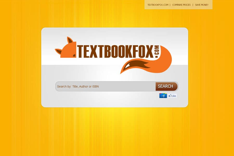 Contest Entry #                                        185                                      for                                         Website Design for TextbookFox.com