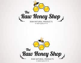 nº 186 pour Logo Design for The Raw Honey Shop par Ollive