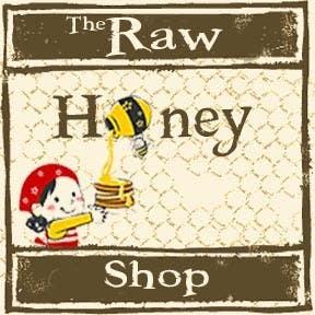 #352 for Logo Design for The Raw Honey Shop by ursdesire