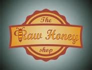 Proposition n° 470 du concours Graphic Design pour Logo Design for The Raw Honey Shop