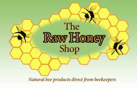 Proposition n°                                        181                                      du concours                                         Logo Design for The Raw Honey Shop