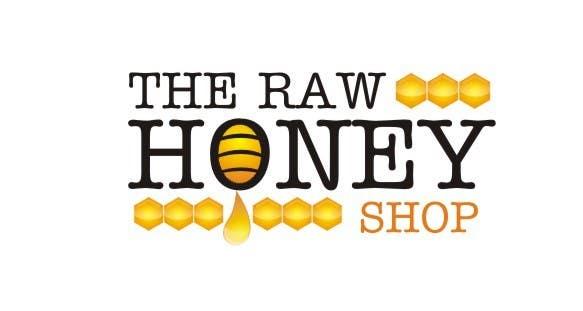 Proposition n°                                        280                                      du concours                                         Logo Design for The Raw Honey Shop