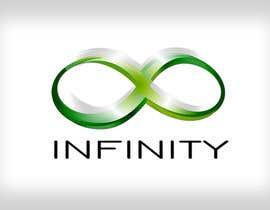 Nro 55 kilpailuun Logo Design for Infinity käyttäjältä tarakbr