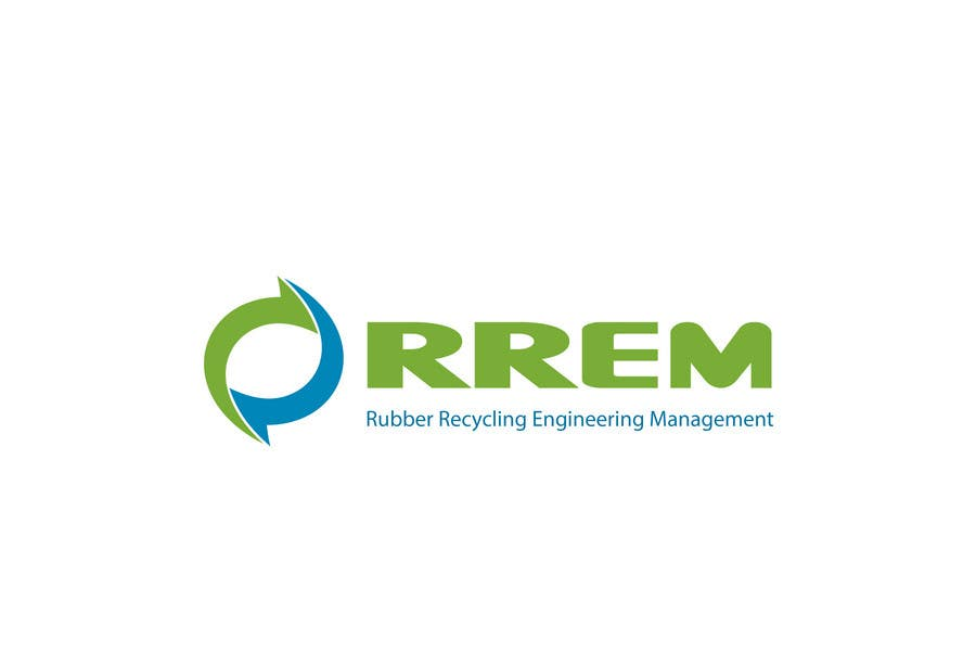 Contest Entry #571 for Logo Design for RREM  (Rubber Recycling Engineering Management)