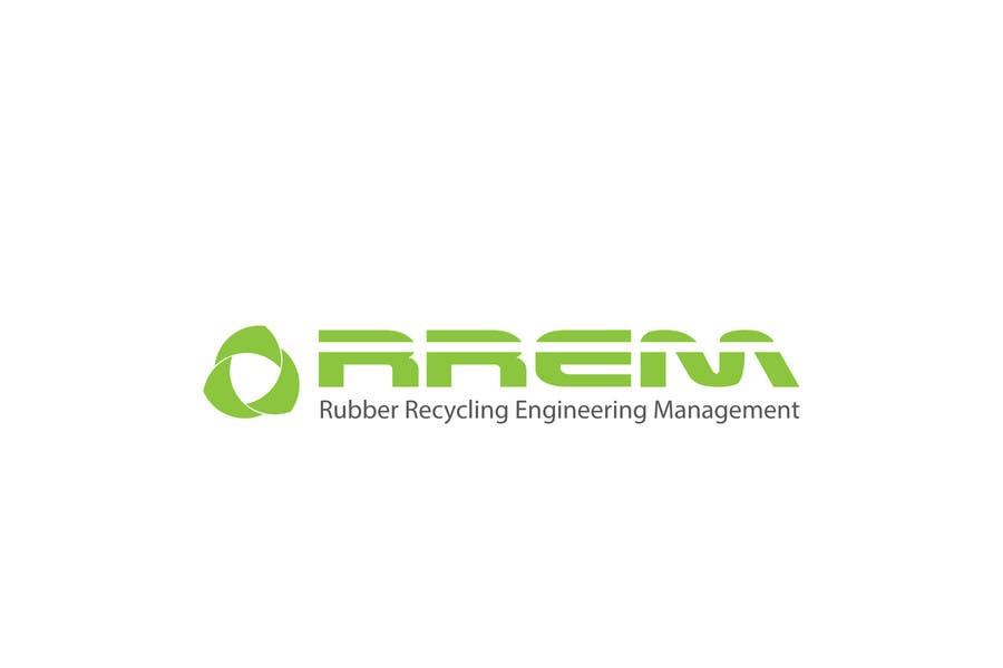Contest Entry #459 for Logo Design for RREM  (Rubber Recycling Engineering Management)