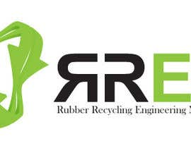 #552 para Logo Design for RREM  (Rubber Recycling Engineering Management) por asadali92