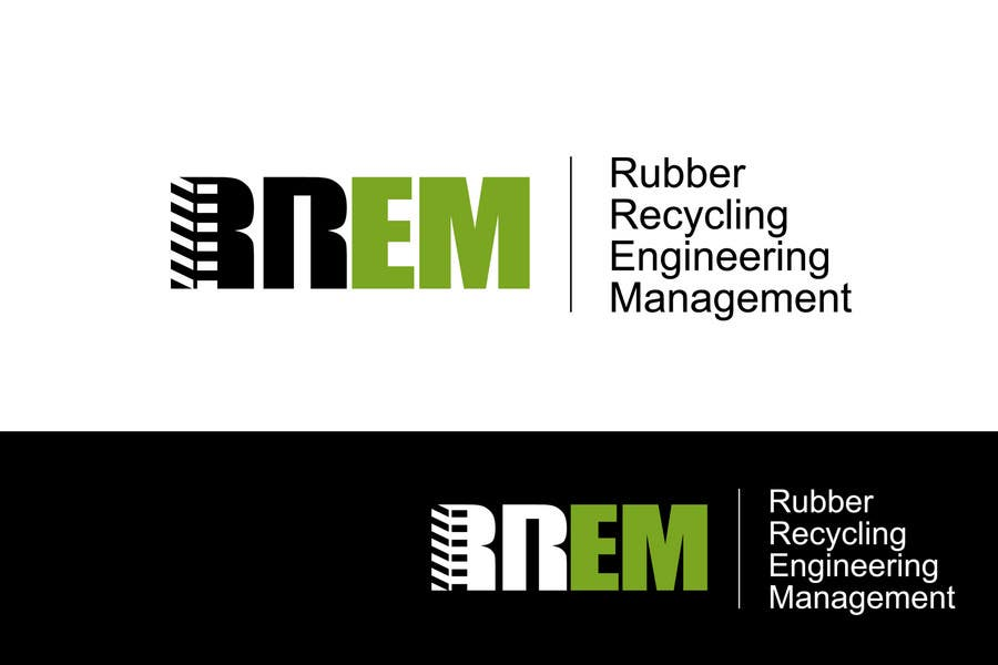 Contest Entry #597 for Logo Design for RREM  (Rubber Recycling Engineering Management)