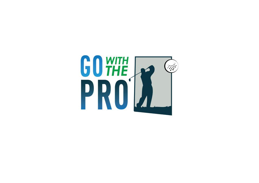Kilpailutyö #193 kilpailussa Logo Design for Go With The Pro