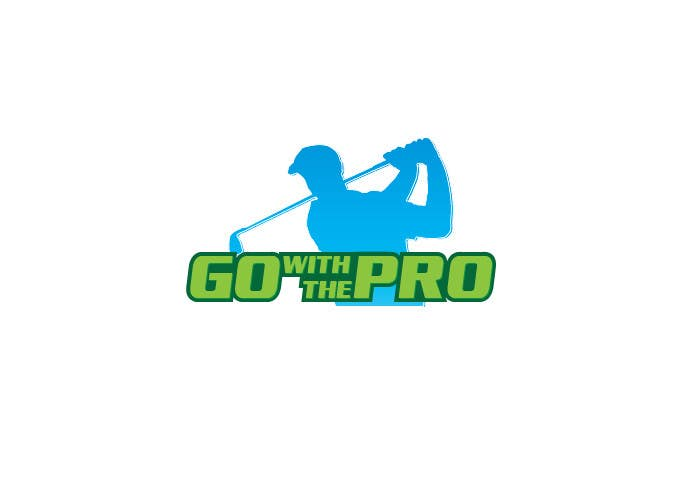 Penyertaan Peraduan #234 untuk Logo Design for Go With The Pro