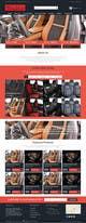 Imej kecil Penyertaan Peraduan #                                                17                                              untuk                                                 Design a Website Mockup for an auto seat cover manufacturer