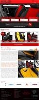 Imej kecil Penyertaan Peraduan #                                                12                                              untuk                                                 Design a Website Mockup for an auto seat cover manufacturer