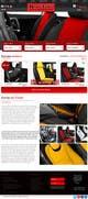 Imej kecil Penyertaan Peraduan #                                                31                                              untuk                                                 Design a Website Mockup for an auto seat cover manufacturer