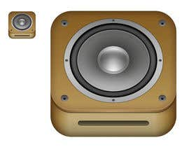 santiagodurieux tarafından iPhone/iPad app icon design for music player için no 55